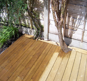 Decking and Wood Cleaning image